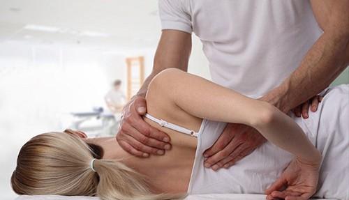 استئوپتی (استخوان درمانی) برای درمان دیسک کمر و کمردرد