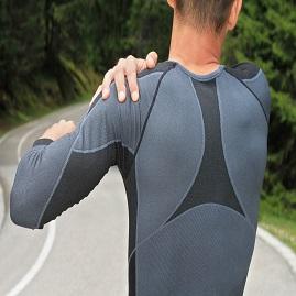 درمان پارگی لابروم شانه(slap) کاهش آسیب شانه در شنا و بدنسازی