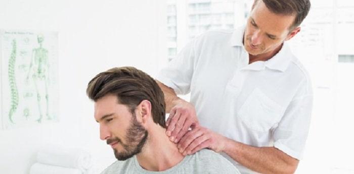 نحوه درمان گردن درد با فیزیوتراپی