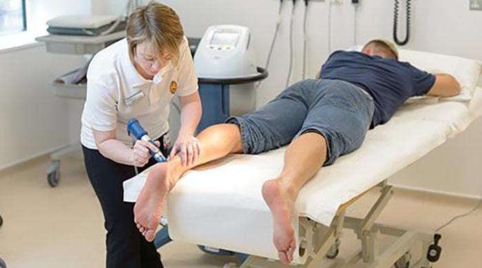 کاربردهای درمانی شاک ویوتراپی