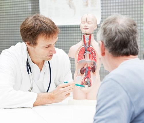 تشخیص بیماری پیرونی