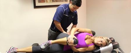 درمان درد ماهیچه ران پا